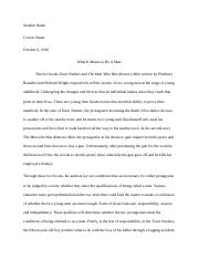 The Man Who Was Almost a Man  BOOK REVIEW.docx