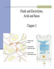 Chapter 5 Fluids and Electrolytes Acids and Bases.pptx