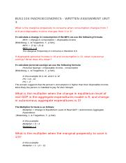 BUS1104 WRITTEN ASSIGNMENT UNIT 3.docx