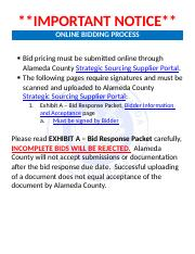 RACI Matrix RFP Responsibl e Accountabl e Consulted Informed