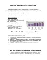 Consumer Confidence Index and Financial Market.docx