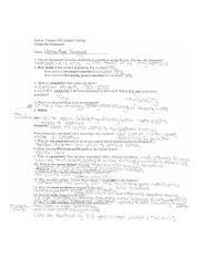 Fresh The Movie Worksheet Answers - Worksheet List