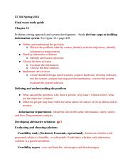 Final exam study guide IT.docx