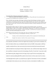 FIN100 week 6 homework 2 Bob & Lisas retirement plans w answers.docx