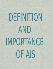 Definition-And-Importance