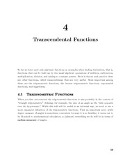 multivariable_04_Transcendental_Functions