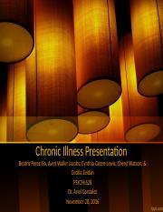 Chronic Illness Presenatation.pptx