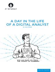 A Day in the Life of a Digital Analyst.pdf