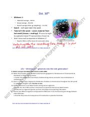 13 BIOL 2040 F2018 Sex Determination, Recombination,  X inactivation (Oct. 30) post-lecture sp.pdf