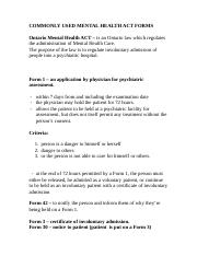 COMMONLY_USED_MENTAL_HEALTH_ACT_FORMS[1]