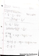 MATH 110  multiplying and dividing fractions