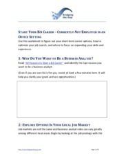 Start-Your-BA-Career-Worksheet-Unemployed