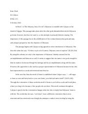 Language Analysis Paper (ENGL)