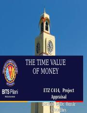 L08 - Time Value of Money.ppt