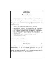 Principles of Digital Signal Processing Chapter 4