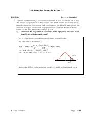 Sample Exam 2_S2_2016_SOLUTIONS