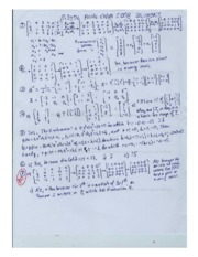FINAL EXAM 1100 SOLUTIONS