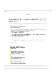 c# - Calling labview dll from asp.net not working all the time - Stack Overflow.pdf