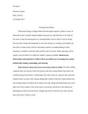 Why I Enjoy Cheerleading Essay - Nwanaji1 Professor Garner ENG ...
