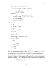 Analytical Mech Homework Solutions 117