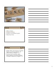 Lecture_1_-_What_is_money_3_slides_per_page