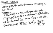 Lecture 12 on reversibility
