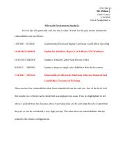 unit 2 assignment 2 microsoft environment Ece 315 week 2 assignment language rich environment  your classrooms or you may use microsoft word to draw your  2 individual assignment environment,.