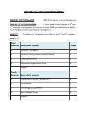 MBA International Business-product notes pdf - MBA(International