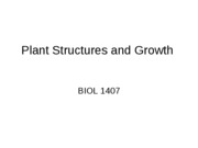 flowering plant structure&function1