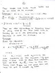 Complex Numbers 6