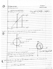 Precalc circle notes - Feb 4, 2014, 9-16 PM