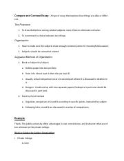 Compare and Contrast Essay Notes (2).docx