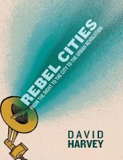 (DAVID HARVEY) Rebel Cities.pdf