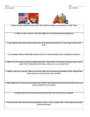 Study Guide Cold War- APW.docx