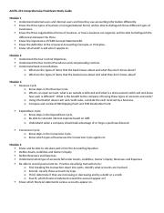 ACCTG 231 Final Exam Study Guide (Complete).docx