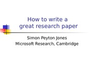 WEEK_4_How_to_write_a_great_reasearch_paper