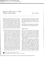 Business ethics East vs. West- Myths and realities1.pdf