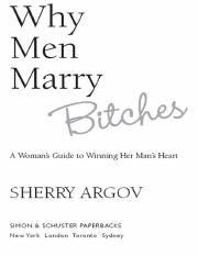Why Men Marry Bitches.pdf