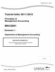 Unisa Financial Management Mac3702 Class Notes Part 1 border=