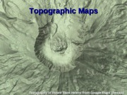 Lab8_TopographicMaps