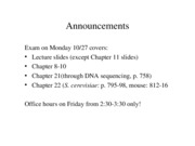 lectures 10-20-10-24