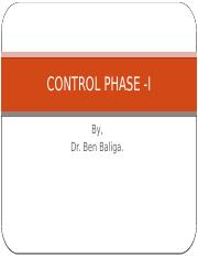 control phase rev session 1.pptx