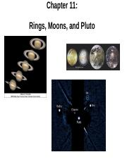 Chap 11 Rings, Moons, Pluto.ppt