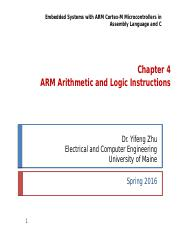 04_ARM_Arithmetic_Logic EE120