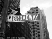 history of broadway