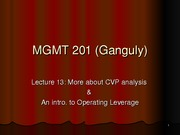MGMT_201_(Ganguly)_Lecture_13