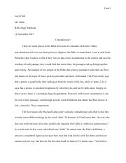 BSM Contraditions essay - Lucy Ford - Google Docs.pdf