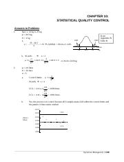 Practice Problems - Chapter10