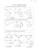 Ch. 5 Radical Expressions and Equations Review