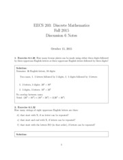 Discussion Notes 6_Solutions